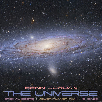 The Universe: Original Score cover art