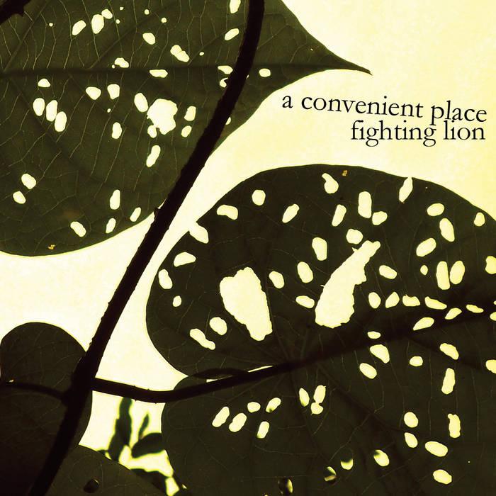 A convenient place E.P. cover art