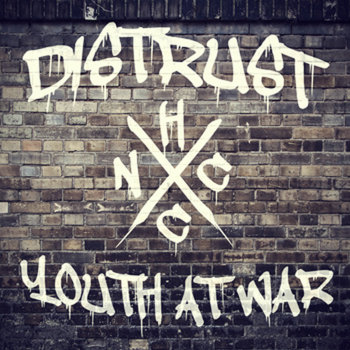 Youth At War cover art