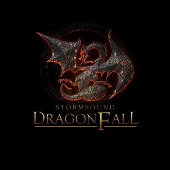 Dragonfall cover art