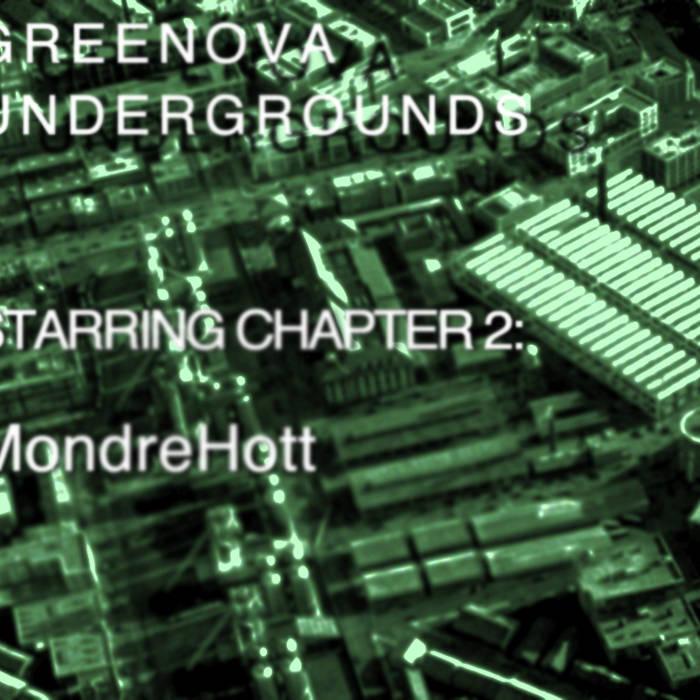 MondreHott cover art