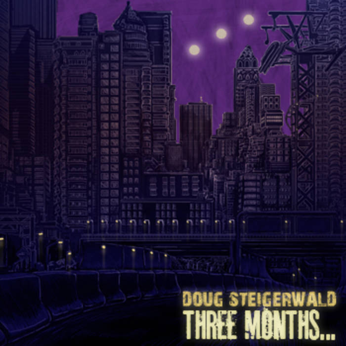 Three Months... cover art