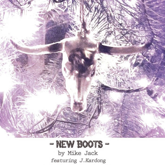 New Boots cover art