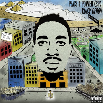 Peace And Power (SP) cover art