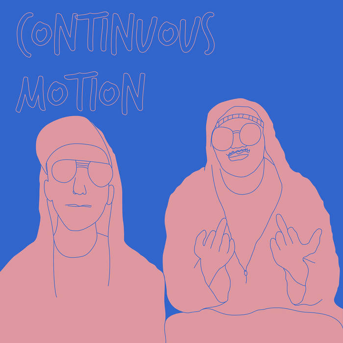 Continuous Motion cover art