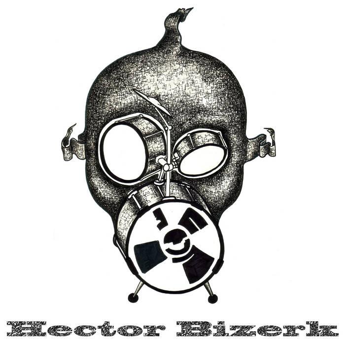 Hector Bizerk cover art