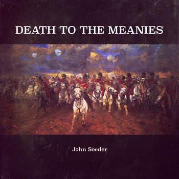 Death to the Meanies cover art