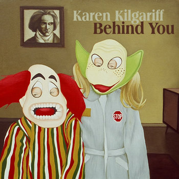 Behind You cover art