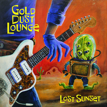 Lost Sunset cover art