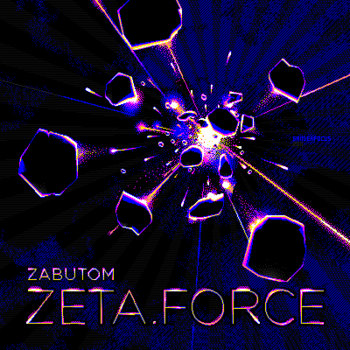 Zeta Force cover art