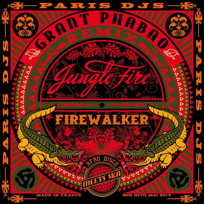 Firewalker (Grant Phabao Remix) cover art