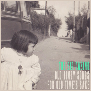 Old Timey Songs For Old Time's Sake cover art