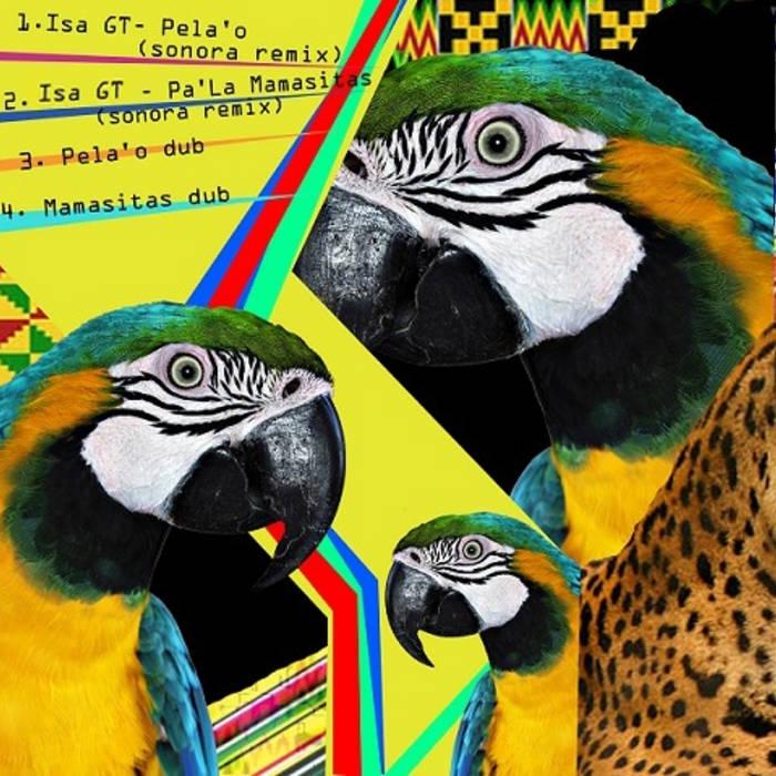 Sonora Remezcla: Isa GT cover art