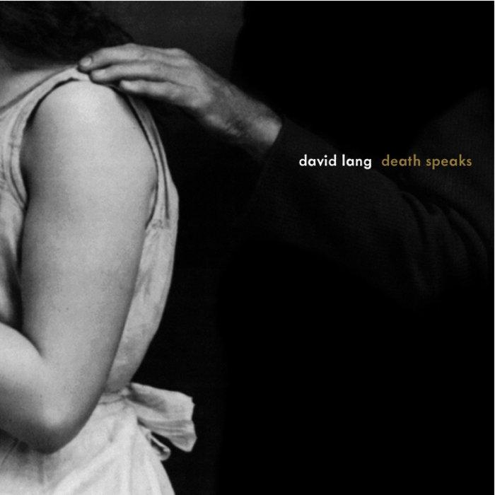 death speaks cover art