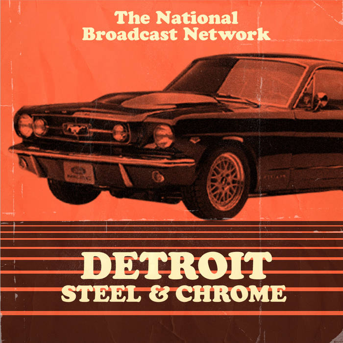 Detroit Steel & Chrome cover art