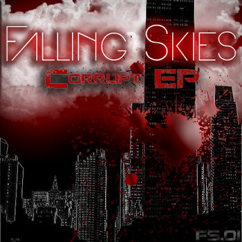 Corrupt EP cover art