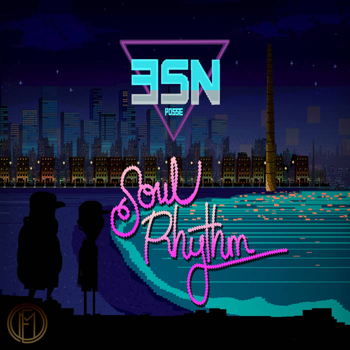 Soul Rhythm EP cover art