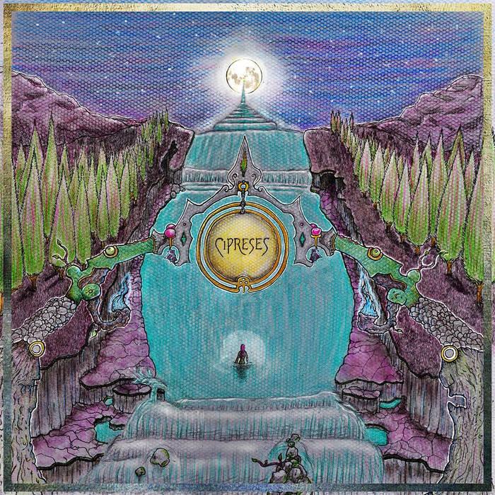 Cipreses IV cover art