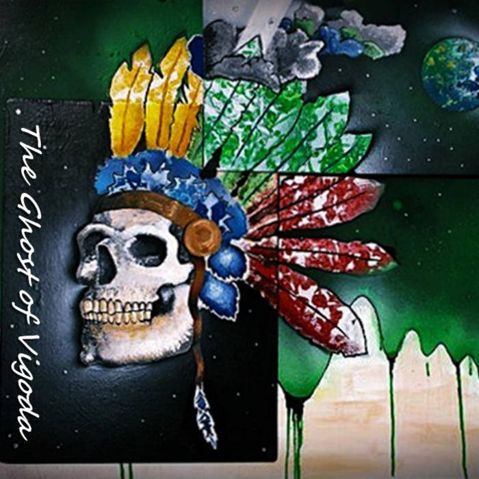 """""""The Ghost of Vigoda"""" cover art"""