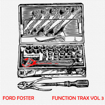Function Trax Vol 3 cover art