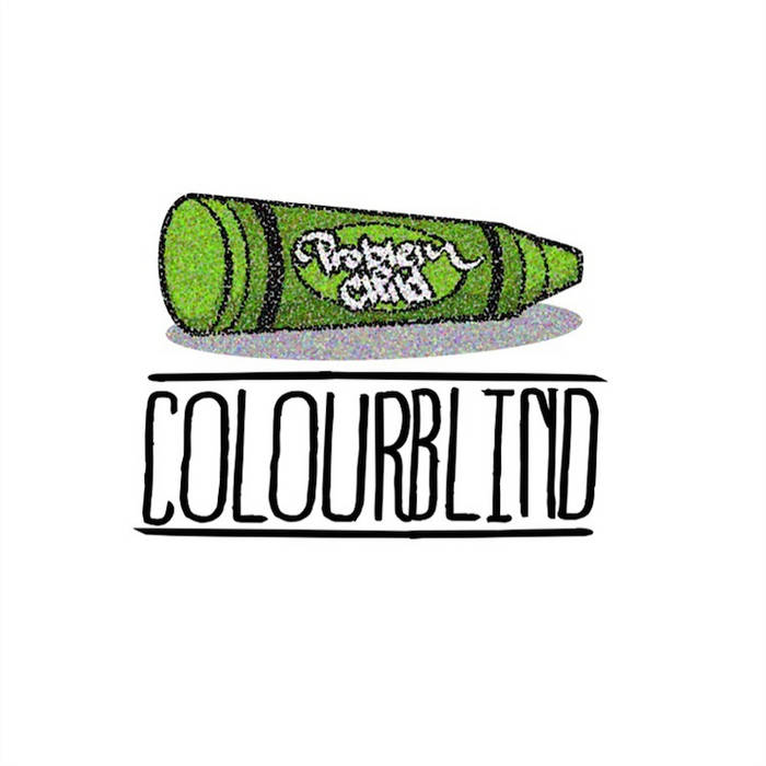 Colour Blind cover art