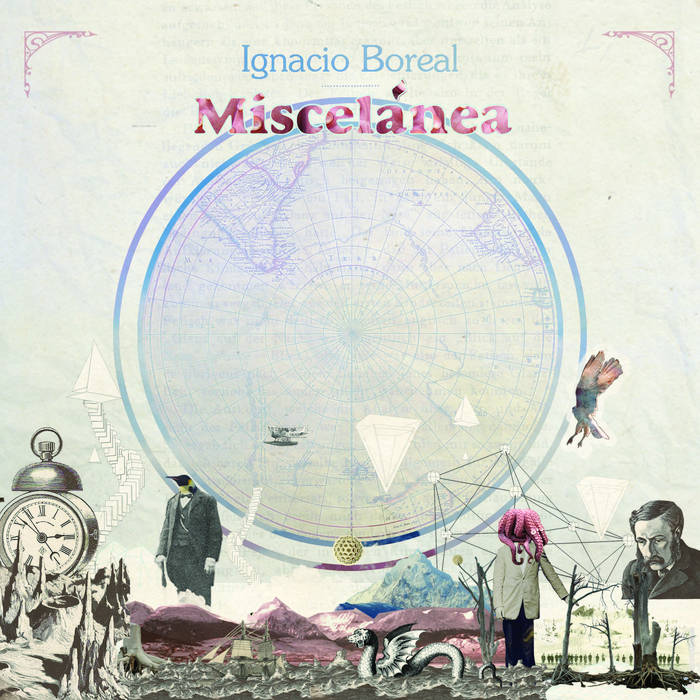 Miscelánea (2011) cover art