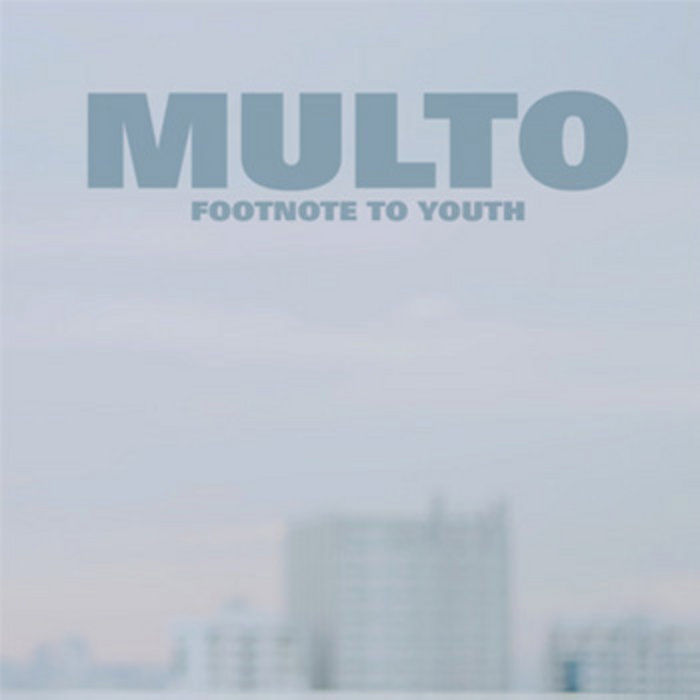 Footnote to Youth (EP) cover art