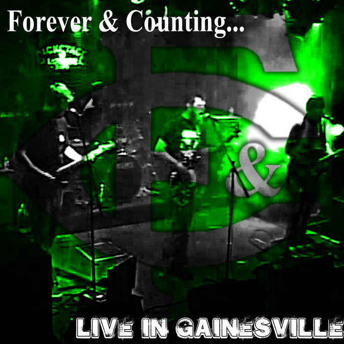 Live in Gainesville cover art