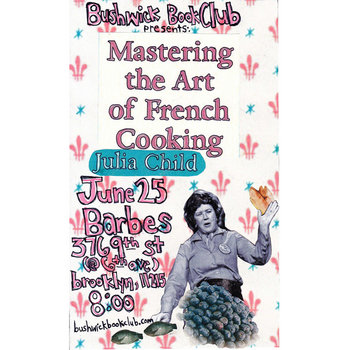 """Mastering the Art of French Cooking"" by Julia Child cover art"