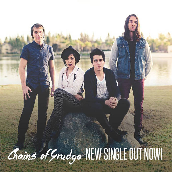 Chains of Grudge (single) cover art