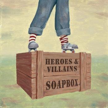 Soapbox cover art
