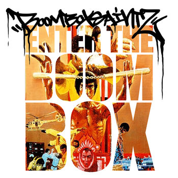 Enter The Boombox cover art