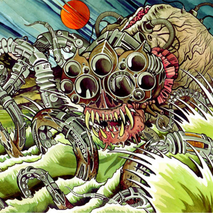 Horrorscension cover art