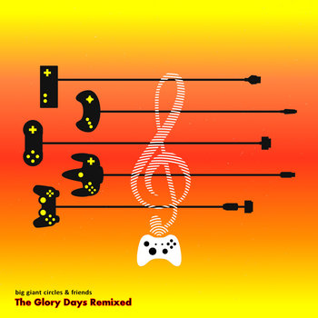 The Glory Days Remixed cover art