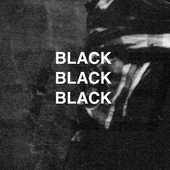 BLACK ON BLACK ON BLACK cover art