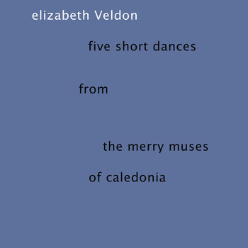 five short dances from the merry muses of caledonia cover art