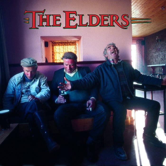 The Elders cover art