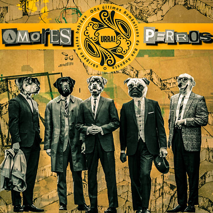 Amores Perros (EP) cover art
