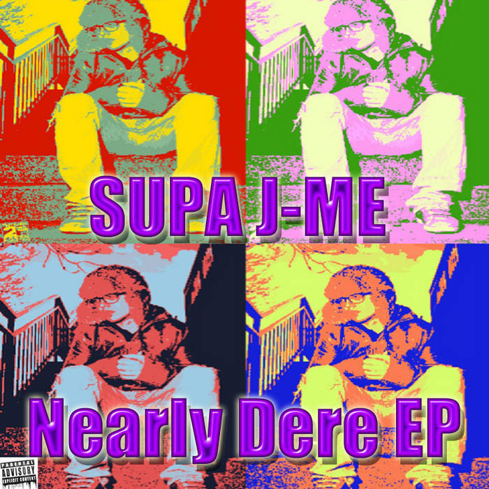 Nearly Dere EP cover art