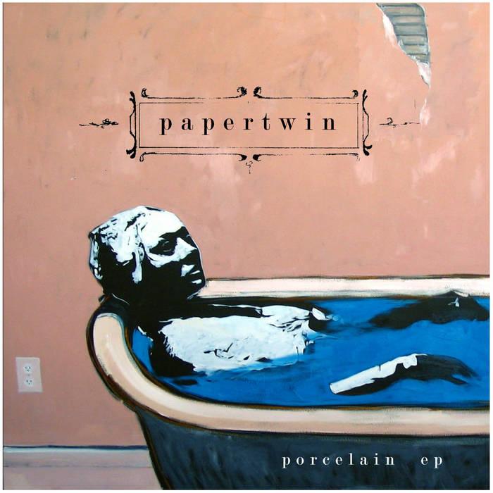 Porcelain EP cover art