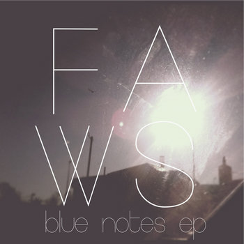 Blue Notes EP cover art