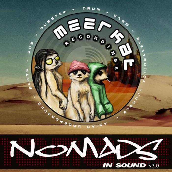 Nomads in Sound v3 cover art