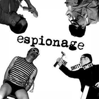 Espionage cover art