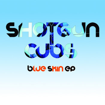 Blue Skin EP cover art