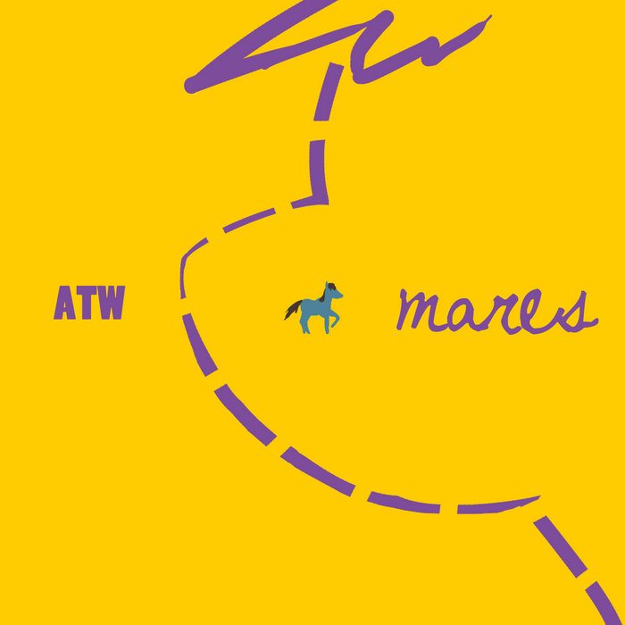 Mares EP cover art