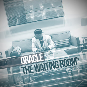 """The Waiting Room"" EP (hour 2) cover art"