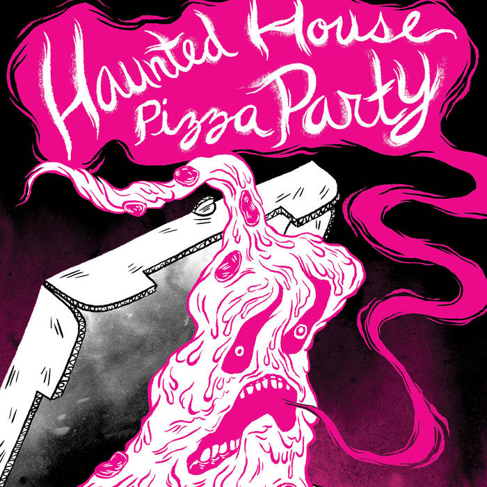Haunted House Pizza Party cover art