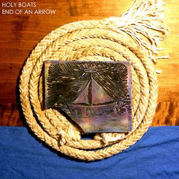 END OF AN ARROW cover art