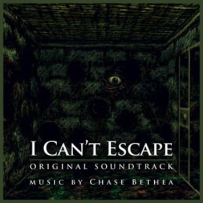 I Can't Escape Original Soundtrack cover art