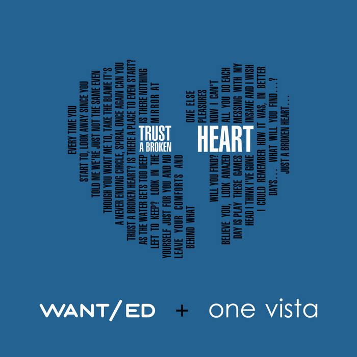 Trust a Broken Heart / feat. One Vista cover art